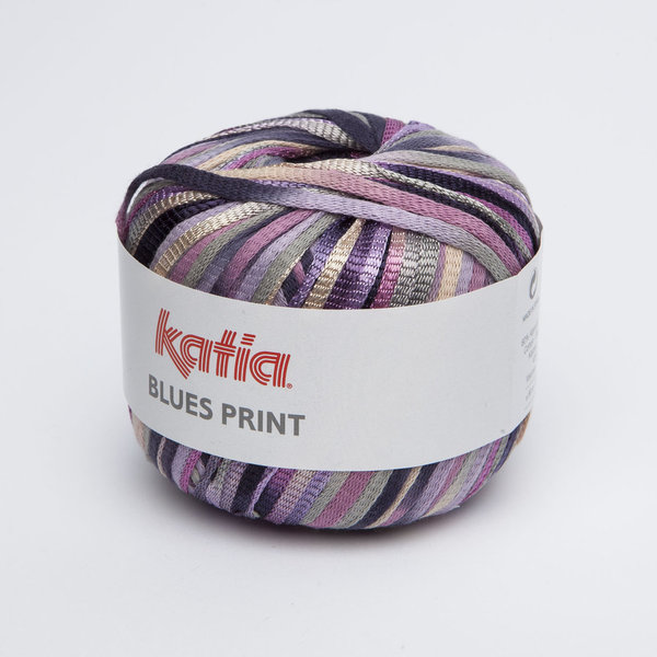 Katia Blues Print Nr. 84