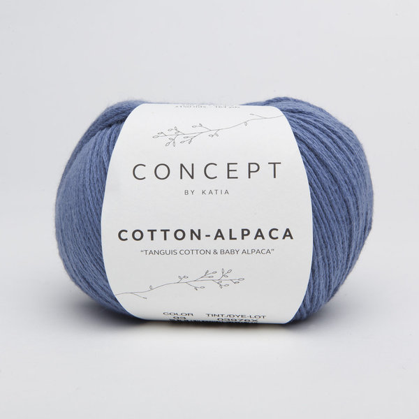 Katia Cotton Alpaca Nr. 93