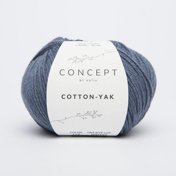 Katia Cotton-Yak Nr. 116